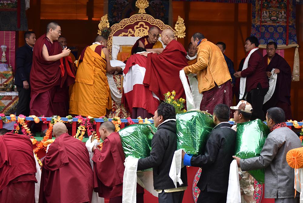 China Calls Dalai Lama A Diplomatic Tool Of India Amid