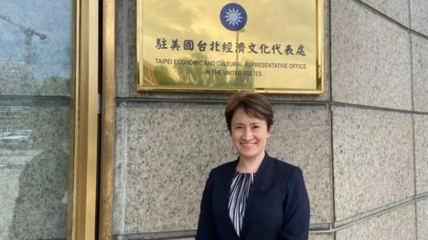 立陶宛议员拜会台湾驻美代表  跨国议员表示声援