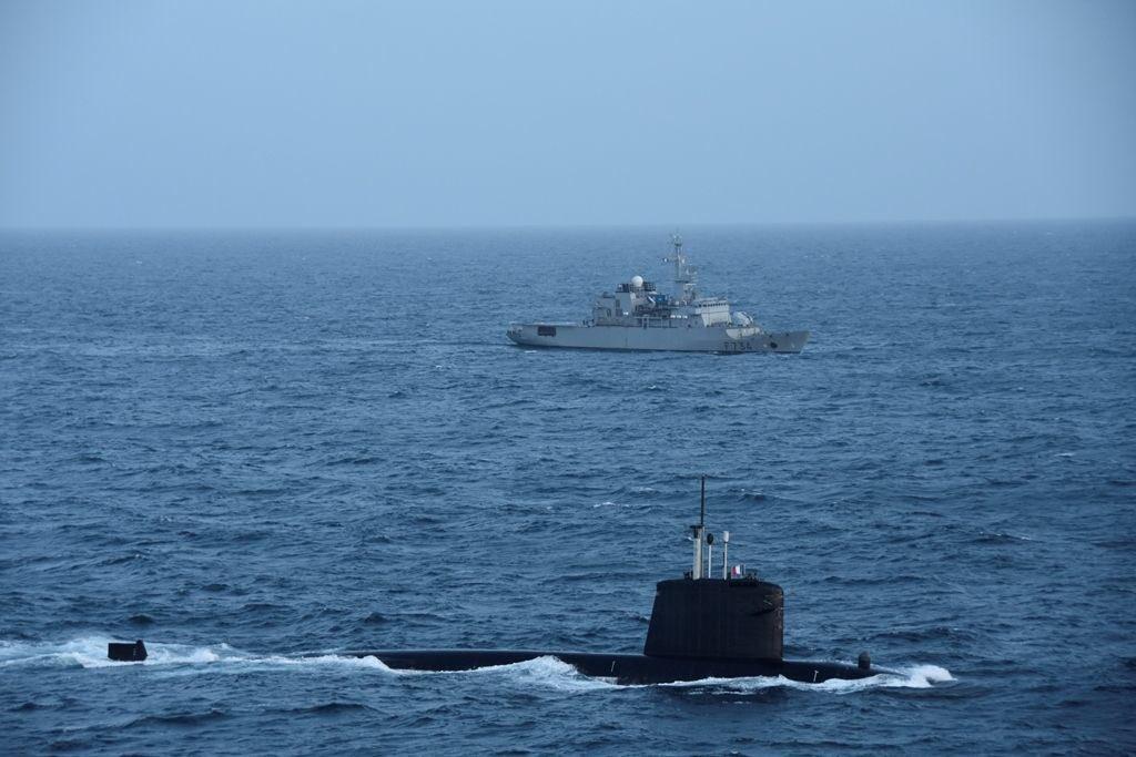 中国新法规定五类外国舰船通过须申报  南海摩擦恐升高