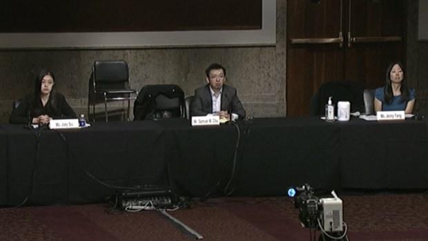 贝佐斯被捕?美国会听证会上有人类比香港