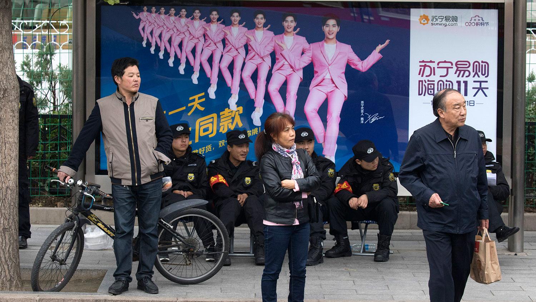 中国娱乐圈遭持续整肃   中共实施