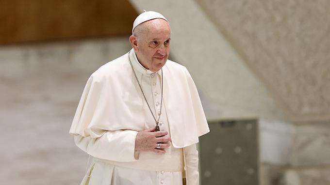 天主教教宗方济各力挺与中国的协议:对话是必要的