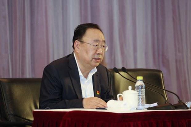 中国外交部党委书记齐玉。(外交部)
