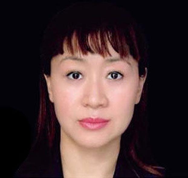 被称为中共高官公共情妇的李薇。(Public Domain)