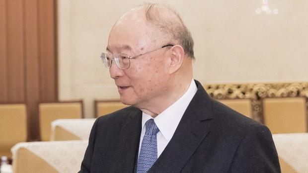 中国国家开发银行原董事长兼党委书记陈元。(Public Domain)