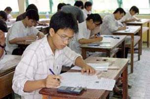 Một lớp học tại chức