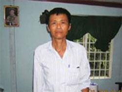 Mục sư Dương Kim Khải bi kết tội âm mưu lật đổ chính quyền nhân dân.