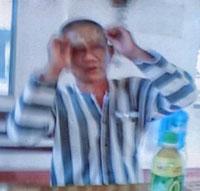 Tù nhân bất khuất Nguyễn Hữu Cầu. Hình: Gia đình cung cấp