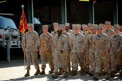 Ngày 4 tháng 4, 2012 Hai trăm thủy quân lục chiến Hoa Kỳ đã đến Darwin, Australia