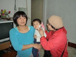 Tính mạng không an toàn chi Nga phải bỏ nhà cửa bế con lên Hà Nội. . Blog Nguyenxuandien