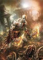 """Truyện """"Những bí mật về Kratos"""". Photo courtesy of 248.vn"""