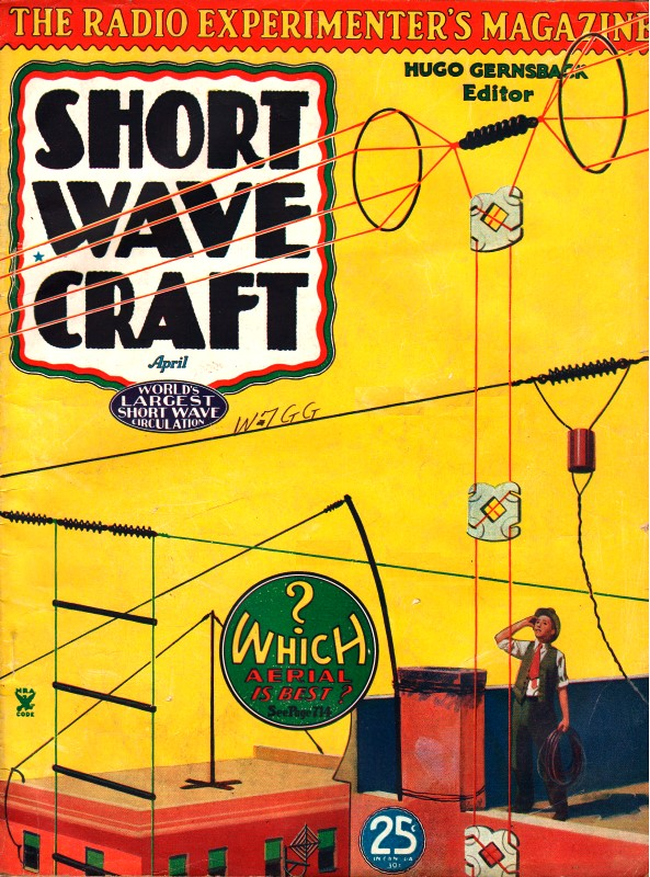 Short Wave Craft Magazine Articles