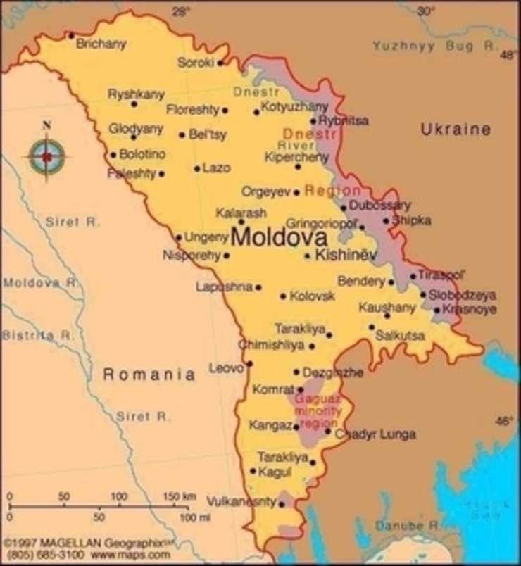 Image result for r moldova transnistria  si rusia map