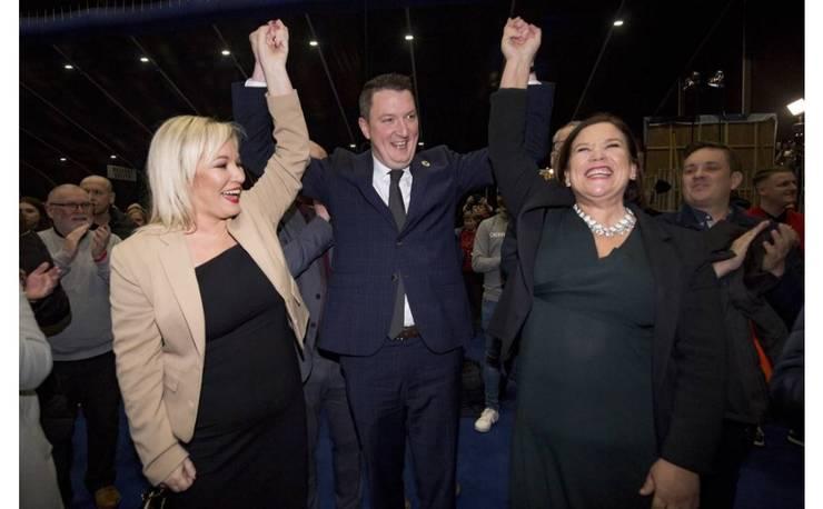 John Finucane, ales deputat Sinn Fein