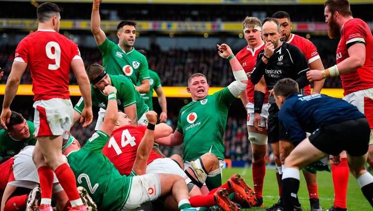 Irlanda 24 Țara Galilor 14