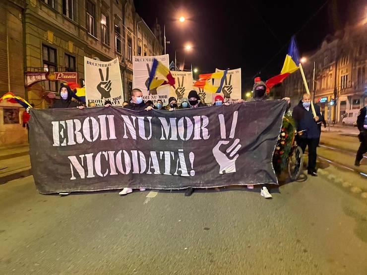 Scandal cu liderii AUR la comemorarea Revoluției de la Timișoara (VIDEO) | RFI Mobile