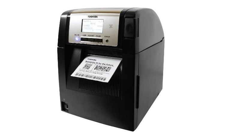 Stampante Toshiba BA420 evidenza - RFID Global by Softwork