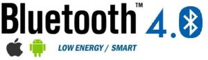 Logo Bluetooth Low Energy (BLE) - Bluetooth Smart
