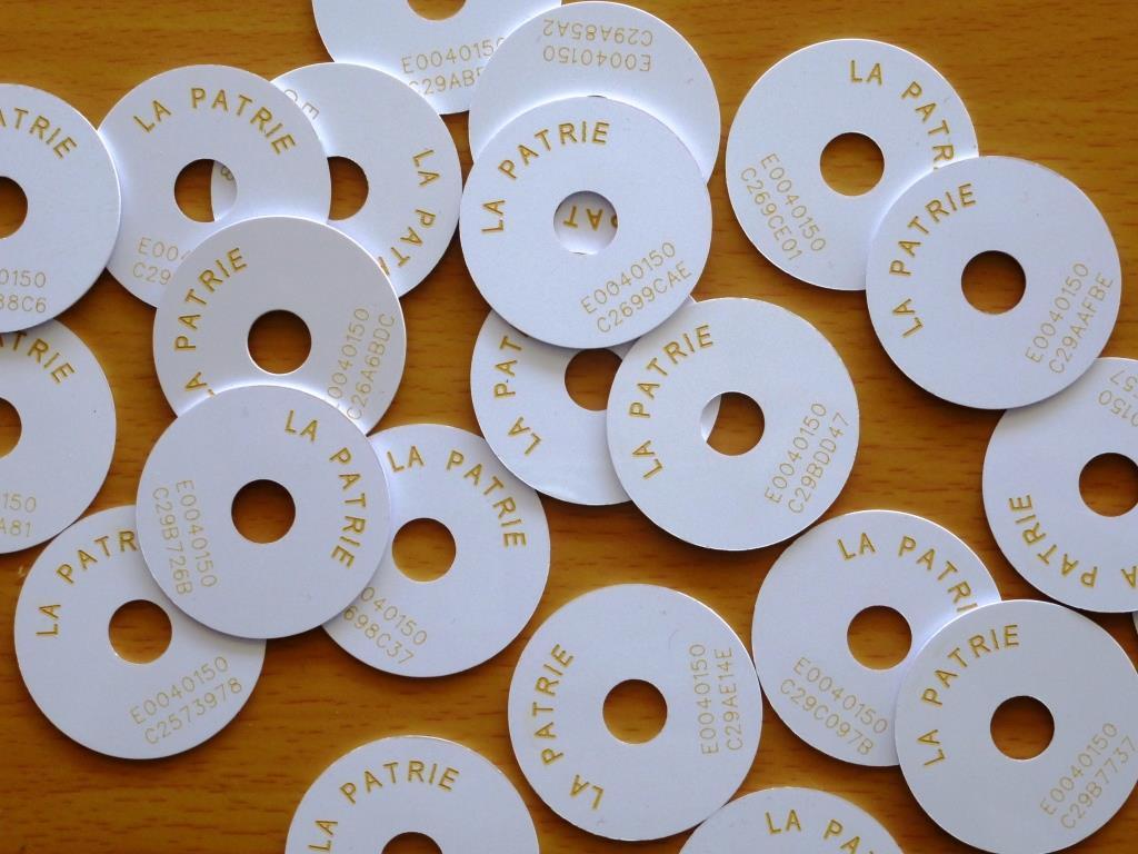 LA PATRIE - tracciabilità pellame con RFID by RFID Global