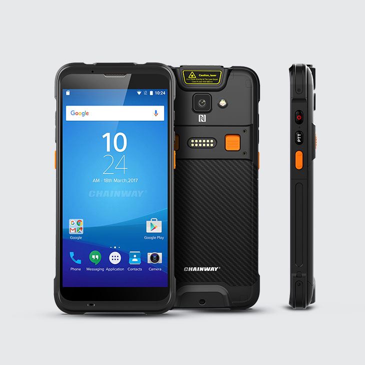 C66 - Android Rugged Mobile Computer RFID UHF