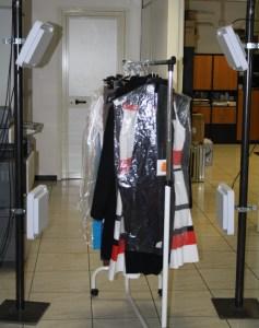 RFID nella logistica fashion in Sandro Ferrone