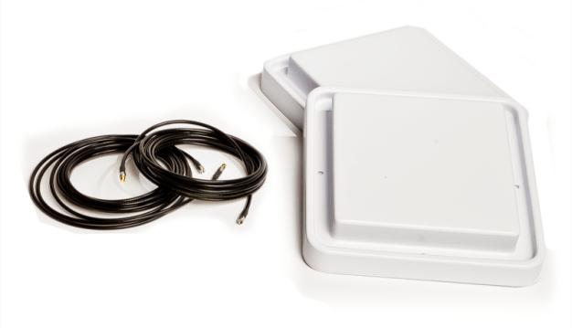 ISC.ANT.U270X270 Antenna RFID UHF polarizzazione circolare 9db outdoor