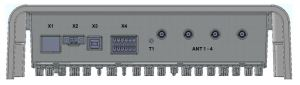 ISC LRU1002-E - Long Range Reader RFID UHF EPC - connessioni