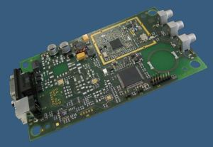 ISC.MRMU102 Mid Range Reader RFID UHF Modulo OEM