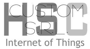 Logo H&S Custom Internet of Things - Top Solution Partner di RFID Global