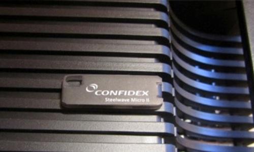 RFID UHF On Metal Hard Tag Confidex Steel Wave Micro 2