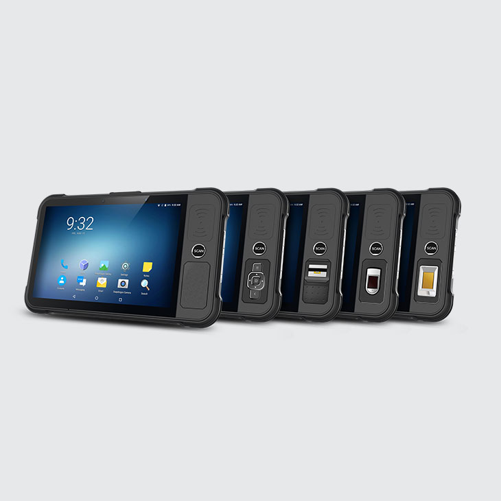 P80 - Android Rugged Tablet by RFID-Global - Models