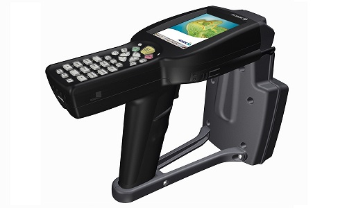 PDA Mobile Computer Nordic ID Merlin RFID UHF Cross Dipole 500 mW. Bluetooth, WLAN, 3G Mobile, GPS, Imager 2D.