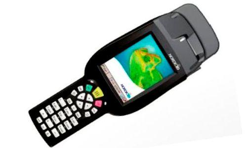 PDA Merlin Palmare RFID UHF 500 mW con antenna lineare