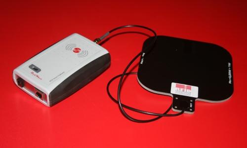 RED.MR80.FLY-W Mid-Range Reader RFID HF Wi-Fi RedWave SmartFly con antenna RFID HF 14x14 cm.