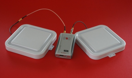 RED.MRU80-M2-E - RedWave Controller RFID UHF Lan Ethernet con 2 Antenne ISC.ANT.U170/170