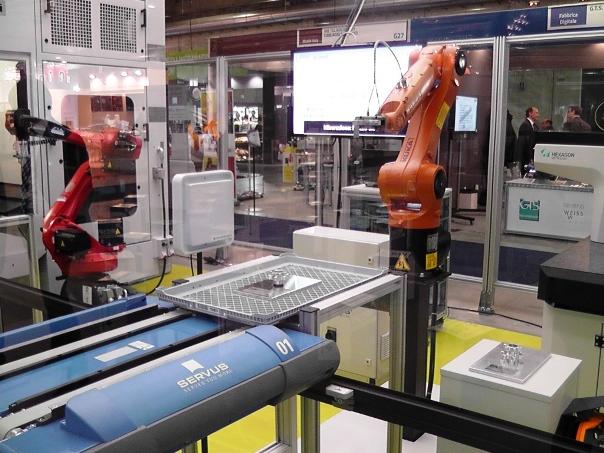 RFID GIT Global Inspection Tracking by Global Sensing