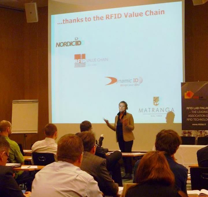RFID Global al seminario RFID in Retail, Helsinki 2013