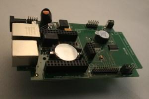 RedWave RFID Smart FlyBoard per Reader RFID HF e UHF Ethernet - WiFi - GSM/GPRS