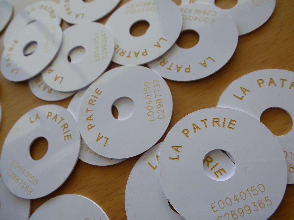 LA PATRIE - tracciabilità pellame in produzione con RFID by RFID Global