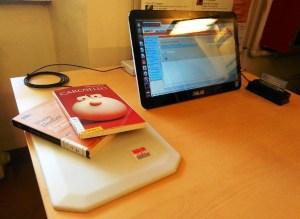 RFID nella gestione delle biblioteche