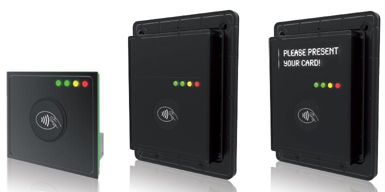 cVEND smart payment ticketing RFID