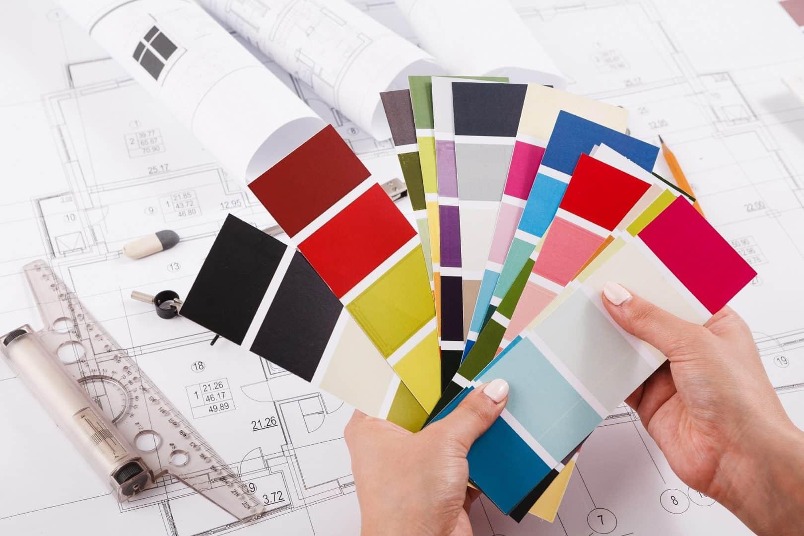 Office Colour Choices