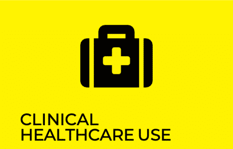 COSHH Yellow RFM Group Clinical Healthcare Use