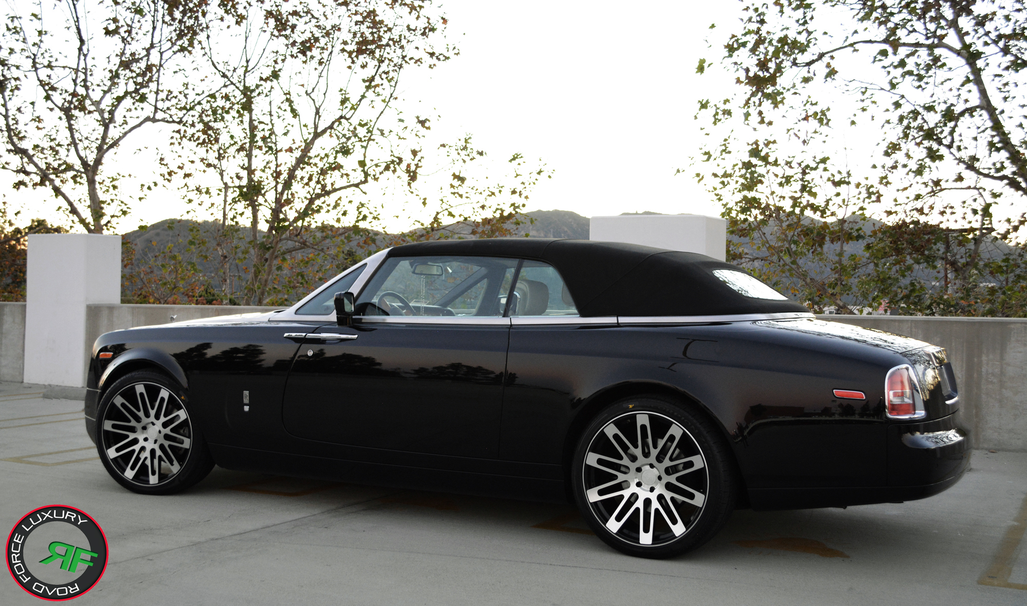 aftermarket wheels pictures Rolls Royce Phantom Drophead Coupe
