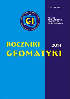 Roczniki Geomatyki