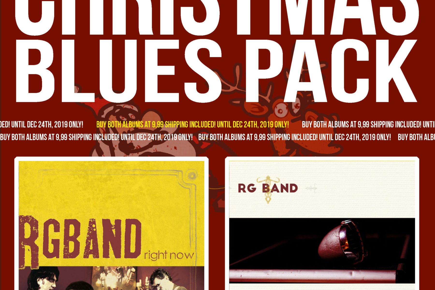 christmas blues pack