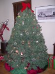 クリスマスツリー2009年