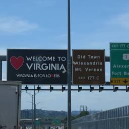 滞在したのはアナポリスですが、違う親戚がヴァージニア州北西部に住んでるので、2日目の午後に向かいました。