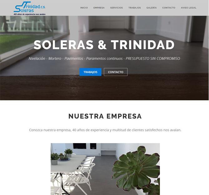 Soleras Trinidad S.C.