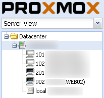 Change VMID (KVM) in Proxmox 2 3 - rgiapratama net